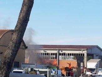 fuoco centro ambiente