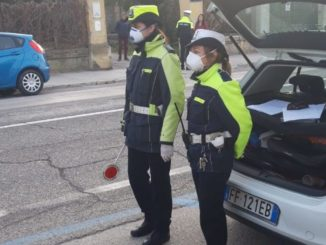 polizia locale falconara