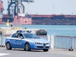 Polizia porto
