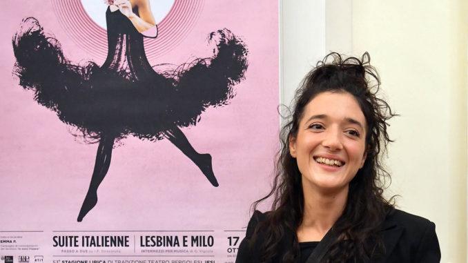 Io sono l'Opera_Lirica Jesi_Emma Paciotti_SuiteItalienne-Lesbina e Milo