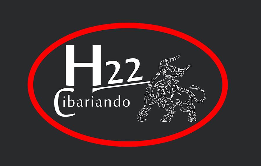 logo Cibariando H22