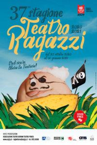Manifesto Stagione Teatro Ragazzi ATGTP