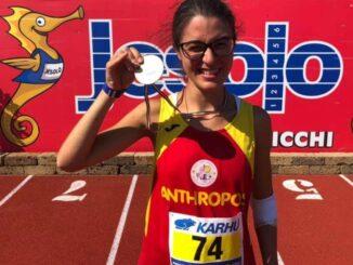 Bianca Marini vince l'oro a Jesolo