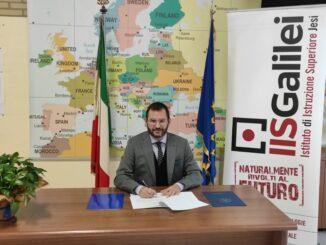 firma del partenariato Italia2