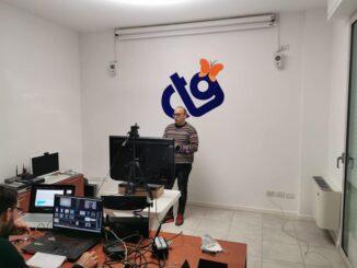 Maurizio Gualdoni trasmette in diretta