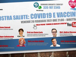 locandina Incontro Covid Maiolati – 26.2.21