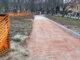 pista ciclabile parco Solidarietà