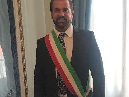 il sindaco David Grillini