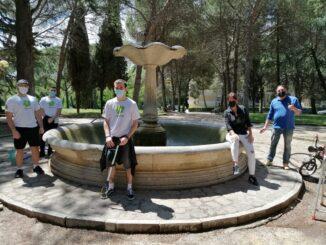 Fontana dei Giardini di Jesi – 15 maggio 2021
