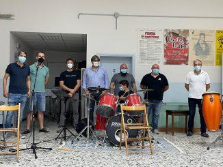 maestri_presidente_direttore_coro banda Esina
