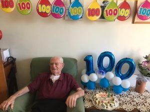 Giovanni Ceccarelli 100 anni