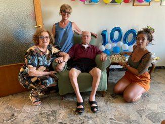 festa 100 anni Giovanni Ceccarelli